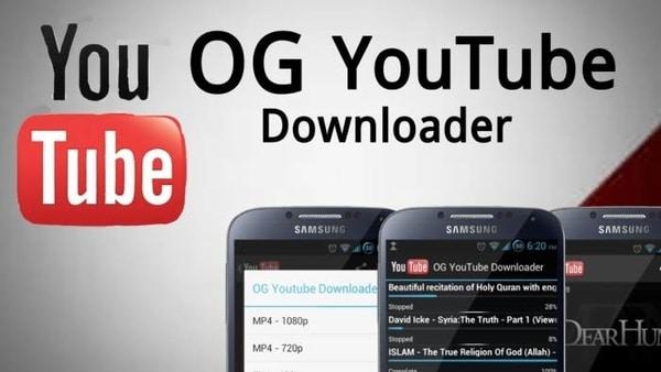 OGYouTube download apk