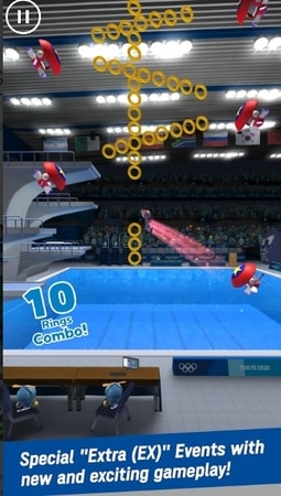 SONIC AT THE OLYMPIC GAMES mod ios