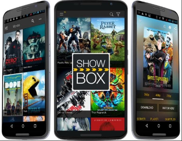 Showbox download apk
