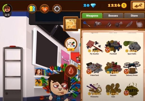 Beat the Boss 4 mod apk