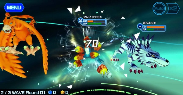 DigimonLinks mod ios