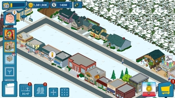 Family Guy The Quest for Stuff mod ios