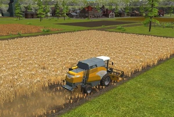 Farming Simulator 16 apk