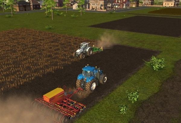 Farming Simulator 16 download apk