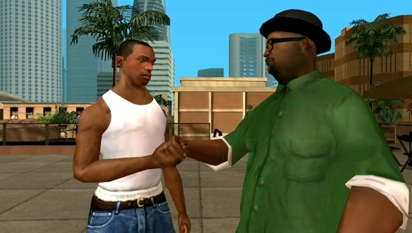 Grand Theft Auto: San Andreas apk android