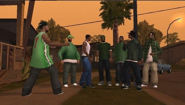 Grand Theft Auto: San Andreas download apk