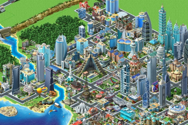 Megapolis mod