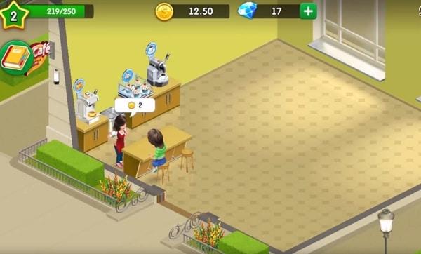 My Cafe Restaurant game mod