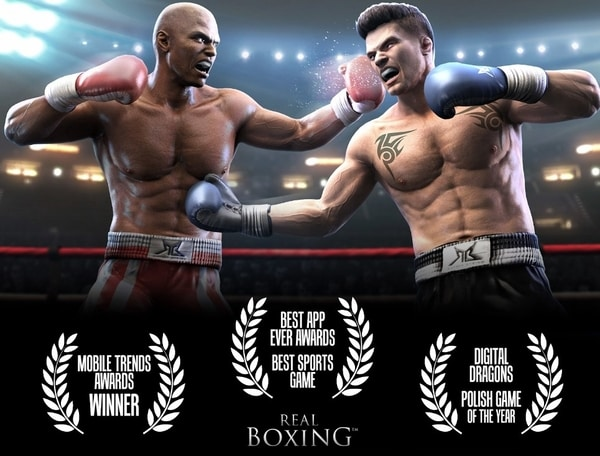 Real Boxing mod ios