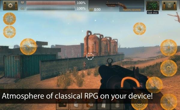 The Sun Origin gameplay