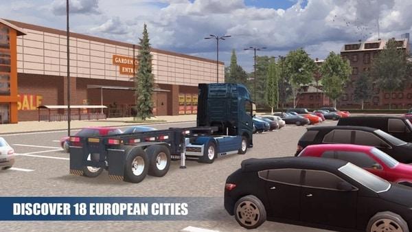 Truck Simulator PRO Europe apk