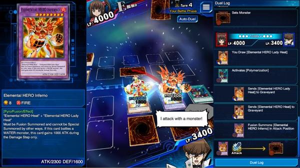 Yu-Gi-Oh! Duel Links mod apk