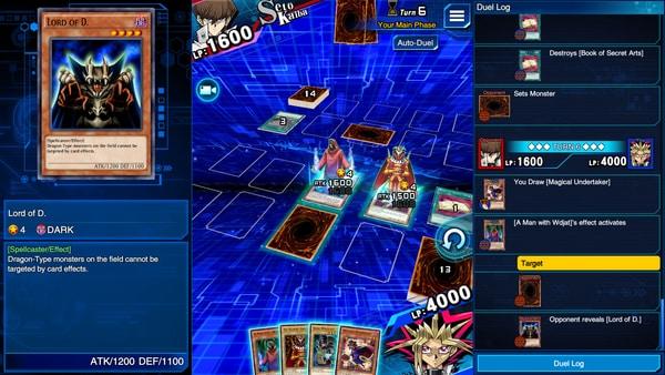 Yu-Gi-Oh! Duel Links mod