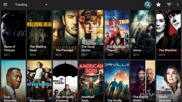 Cyberflix TV android