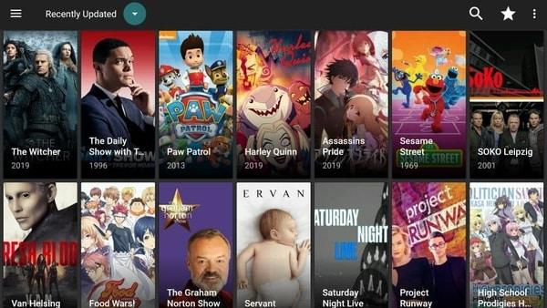Cyberflix TV download apk