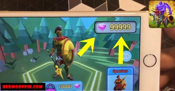 Epic Battle Simulator 2 mod ios
