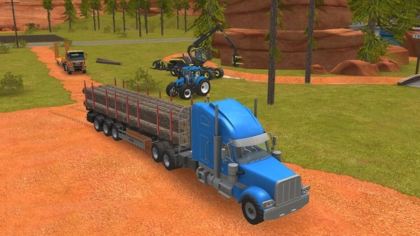 Farming Simulator 18 download apk