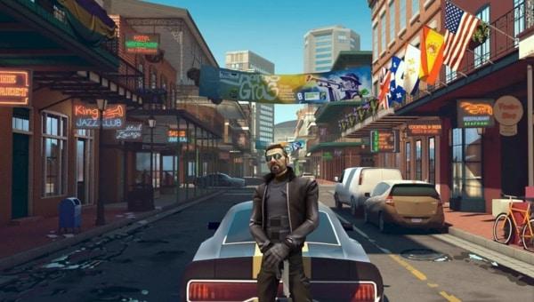 Gangstar New Orleans mod ios