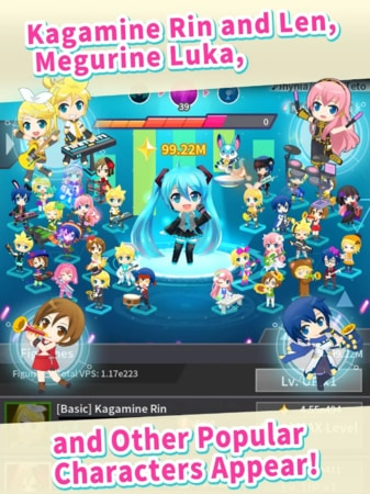 Hatsune Miku Tap Wonder mod ios