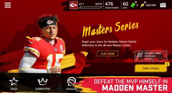 Madden NFL Mobile Football mod apk