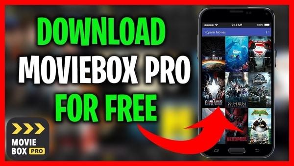 MovieBox Pro download