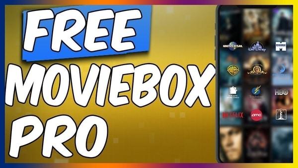 MovieBox Pro free apk