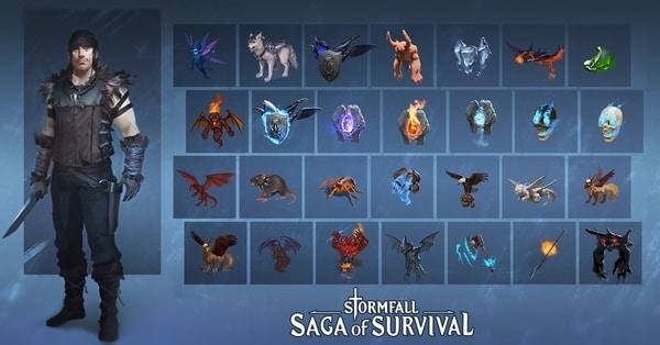 Stormfall Saga of Survival mod ios