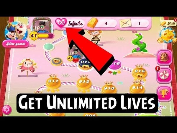 Candy Crush Saga Mod Ios