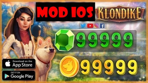 Klondike Adventures mod ios