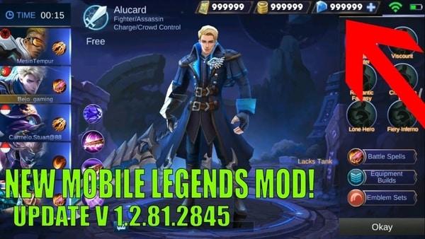 Mobile Legends Bang Bang mod ios