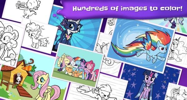 My Little Pony Color By Magic mod apk