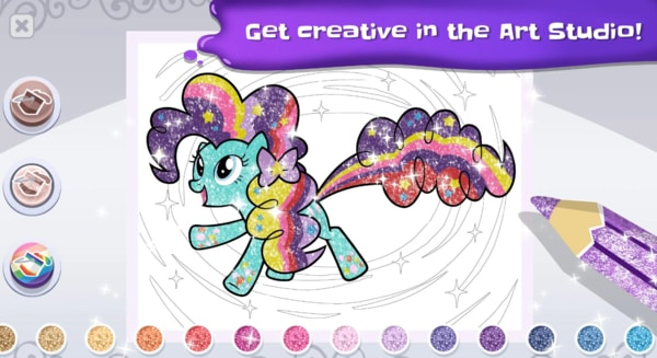 My Little Pony Color By Magic mod ios