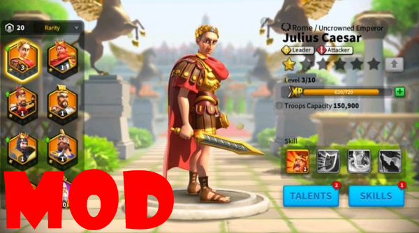 Rise of Kingdoms Lost Crusade mod