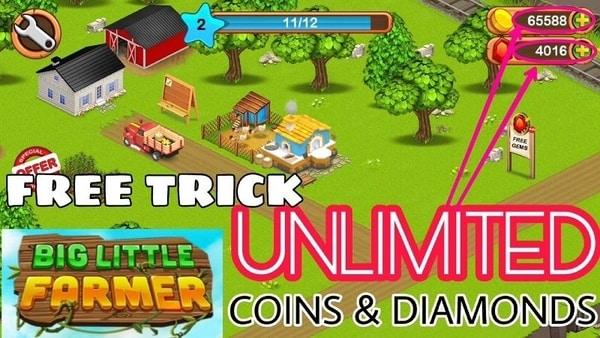 Big Farm Mobile Harvest mod apk