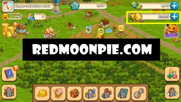Big Farm Mobile Harvest mod