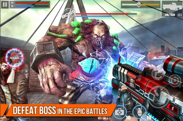 DEAD TARGET: Zombie Offline mod ios