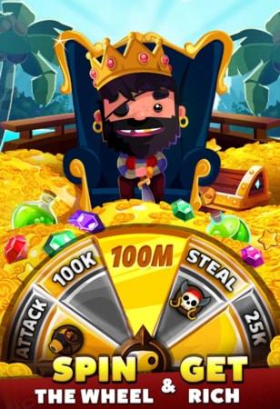 Pirate Kings mod ios
