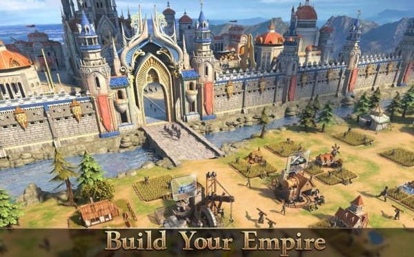 Rise of the Kings mod apk