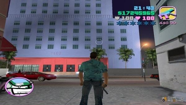 GTA Vice City mod ios