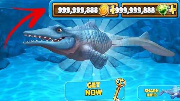 Hungry-Shark-Evolution mod apk