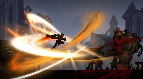 Shadow Knight Premium: Era of Legends mod apk mod
