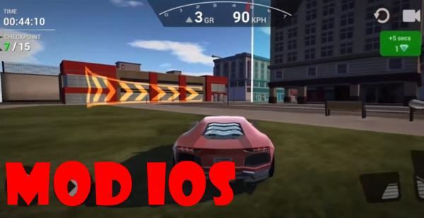 Ultimate Car Driving Simulator mod ios