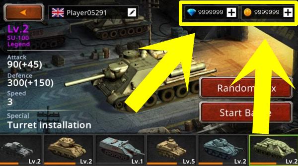 battle tank2 mod