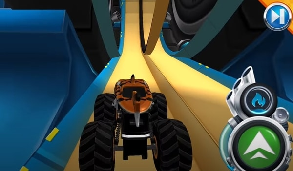 Hot Wheels Unlimited mod ios