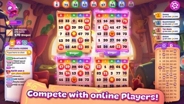 Huuuge Bingo Story mod apk