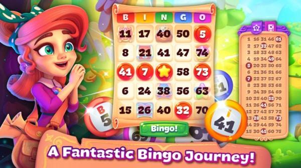 Huuuge Bingo Story mod
