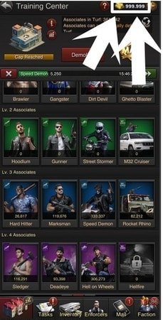 The Grand Mafia mod