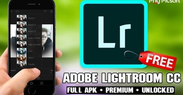 Adobe Lightroom mod ios