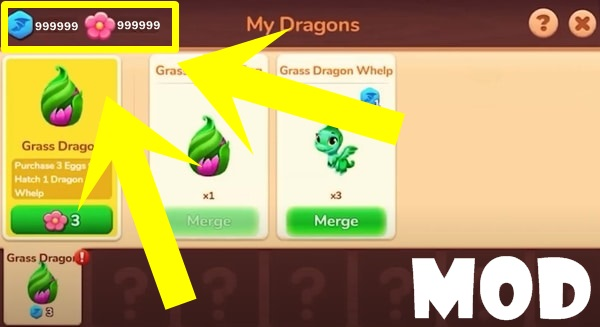 Dragonscapes Adventure mod ios