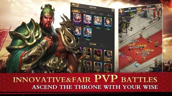 Dynasty Legend Final Warrior mod apk